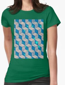 stairways to heavens  Womens Fitted T-Shirt