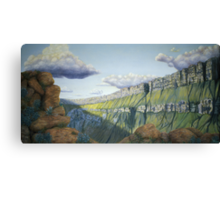 Century Plant Overlook Canvas Print