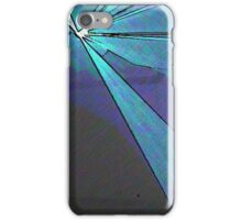 BLACK Electronic Underground #15 iPhone Case/Skin