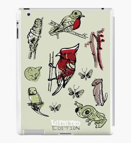 Limited Edition iPad Case/Skin