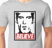BELIEVE GIANT Unisex T-Shirt