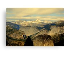 Another Magestic High Country View Canvas Print