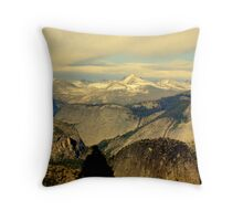 Another Magestic High Country View Throw Pillow