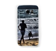 Joggin Wit Dad Samsung Galaxy Case/Skin