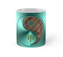 Aquarius & Monkey Yang Earth Mug