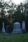 Peaceful Rest by Allen Lucas
