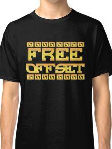 FREE OFFSET Classic T-Shirt