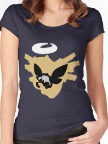 Ninja Bug Women's Fitted Scoop T-Shirt