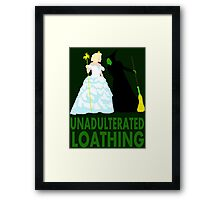 This Feeling... Framed Print
