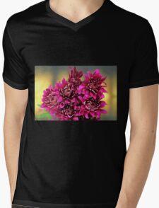 Bunch of flowers Mens V-Neck T-Shirt