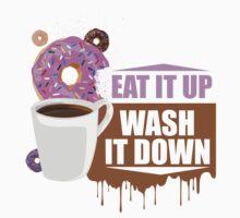 Eat It Up - Wash It Down Kids Clothes