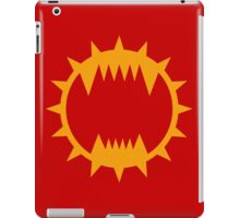 The Twelfth iPad Case/Skin