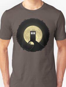 Nightmare Before A Tardis T-Shirt