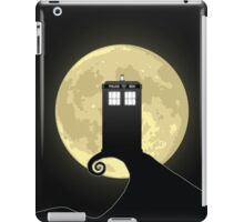 Nightmare Before A Tardis iPad Case/Skin
