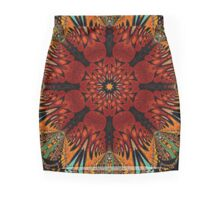 Into the Earth Pencil Skirt