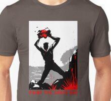 Paint the Grass Red... Unisex T-Shirt