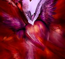 Flight Of The Heart by Carol  Cavalaris