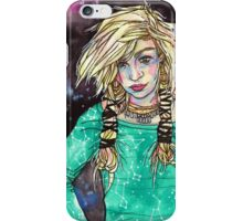 Ms Andromeda iPhone Case/Skin