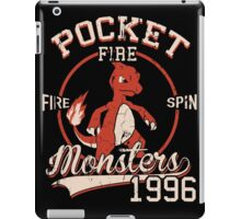Fire Spin iPad Case/Skin