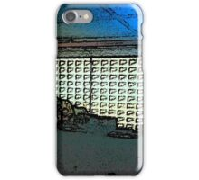 BLACK Electronic Underground #1 iPhone Case/Skin