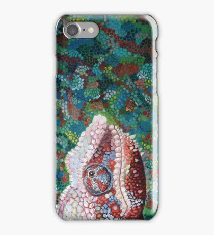 Chameleon Lizard iPhone Case/Skin