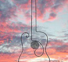 Guitar by Philip Mitchell Graham