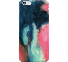 Sun Shadow - Abstract Watercolor iPhone Case/Skin