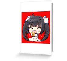 Hestia Greeting Card