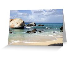 The Tropic's Rock Greeting Card