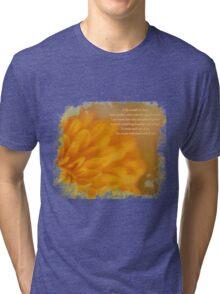 Layers of Life Tri-blend T-Shirt