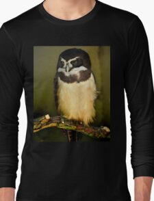 Owl, London Zoo Long Sleeve T-Shirt