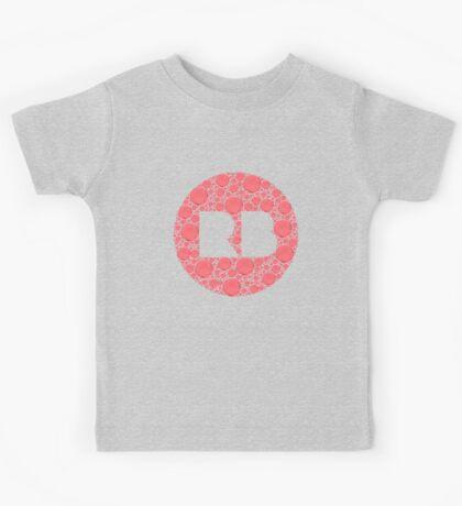 Redbubble Logo Kids Tee