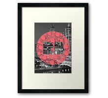 Redbubble Logo Framed Print
