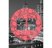 Redbubble Logo Photographic Print