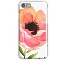 Watercolor Flower iPhone Case/Skin