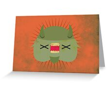 viking Greeting Card