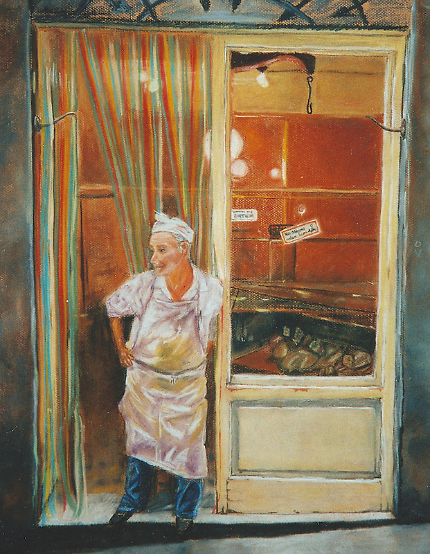 The Tuscan Butcher by Marilyn Brown