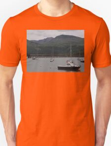 barmouth harbour T-Shirt