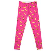 Retro 80's club leggings Leggings