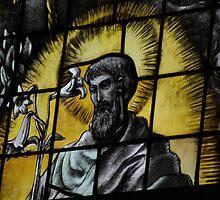 Saint Dominic by Rowan  Lewgalon