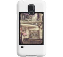 Collins Street Shops Samsung Galaxy Case/Skin