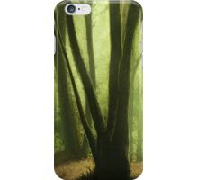 Into the Cursed Wood iPhone Case/Skin