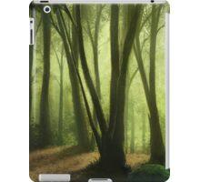 Into the Cursed Wood iPad Case/Skin