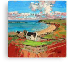 Bay At Trotternish Canvas Print