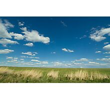 Green, Green Grass OF Home Photographic Print