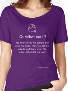 Riddle #8 Women's Relaxed Fit T-Shirt