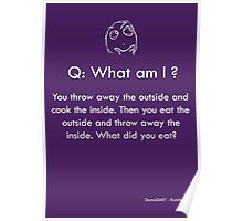 Riddle #8 Poster