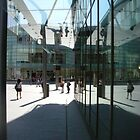 Reflections in Liverpool One by photosbyDavid