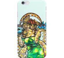 Khajiit Art Neauvou iPhone Case/Skin