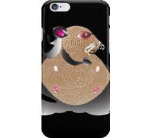 Superhero Hamster iPhone Case/Skin